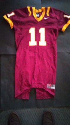 USC Trojans Washington Redskins Nike Replica Jersey Men's Large #11 #Nike