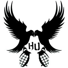 """I GOT 'HU' TATTOOED ON THE FRONT OF MY ARMS..""   Hollywood Undead ROCKS!   Best Songs:  - Undead   - Glory  - Been To Hell  - Hear Me Now  - Pain  - Dove And Grenade   - Apologize   - City  - Coming Back Down  - Comin' In Hot  - I Don't Wanna Die   - Levitate  - Lump Your Head   - Lights Out  - Paradise Lost   - Circles  - SCAVA  - Young"