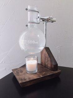 Chemistry Designer Essential Oil Diffuser / Burner/ Vase / Terrarium