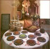 Eso le llaman una mesa gourmet