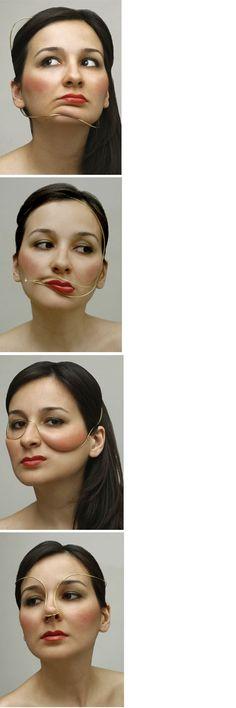 Terrifying Beauty/  Burcu Büyükünal  www.thejewelleryactivist.com