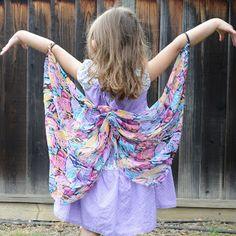 Snugglebug University: Butterfly Wings Tutorial