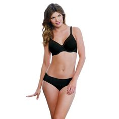Bali Women's One smooth U Light Illusion Neckline Underwire Bra 3439 -