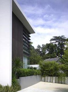 Ridout Road House - Singapore - Architecture - SCDA