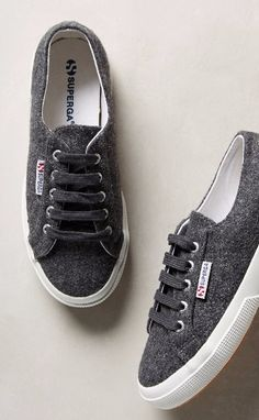 Superga Wool Sneakers   | Pinned by topista.com