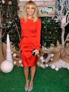 Holiday Style Nicole Richie