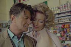 Samen met Andrej Pejic en Saskia De Brauw spelen ze in Bowie's nieuwste videoclip.