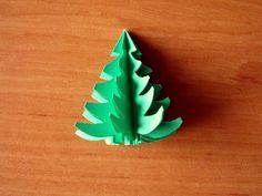 Filmik instruktażowy prezentujący sposób produkcji uroczej, papierowej choineczki ;)   #choinka #origami #święta #bożenarodzenie #dekoracje #christmastree #decorations #christmasidea #diy #zróbtosam #handmade #tutorial #poradnik #jakzrobić #howto #sposóbwykonania #instrukcja #lubietworzyc #zpapieru #craft #crafts #papercraft #papercrafts #film #filmik #movie #video #wideo #youtube Origami Techniques, Xmas Crafts, Videos, Bowser, Candles, Birthday, Youtube, Diy, Random