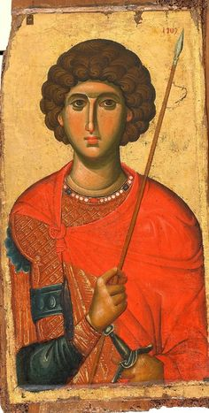 We are an online maker and seller of Orthodox Christian Icons, books, and gifts. Byzantine Icons, Byzantine Art, Religious Icons, Religious Art, Saint George And The Dragon, Russian Icons, Catholic Saints, Orthodox Icons, Sacred Art