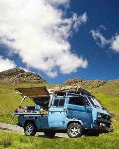 Alternative Syncro Camper – Camperising a Double Cab (DOKA) Vw T3 Camper, T3 Vw, Volkswagen Bus, Camper Van, Travel Camper, Truck Camping, Van Camping, Transporter T3, Vw Vanagon