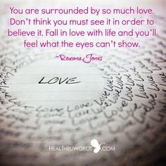 #Quote of the Day:  Love Affair with Life