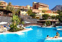 Meliá Jardines del Teide #hoteles #hotel #lujo #luxury #travel #viajes #deluxe #resort #swimmingpool