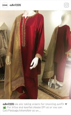Order contact my WhatsApp number 7874133176 Shadi Dresses, Pakistani Formal Dresses, Pakistani Dress Design, Indian Dresses, Indian Outfits, Pakistani Designers, Pakistani Fashion Party Wear, Pakistani Wedding Outfits, Stylish Dresses