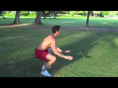 How to do Burpees Stability Exercises, Core Stability, Workout Accessories, Burpees, Sexy Body, Mens Fitness, Fitness Fashion, Yoga, Running
