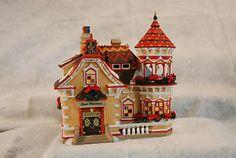 Dept 56 Alpine Village - Alpine Elementary School 56236 - in my collection