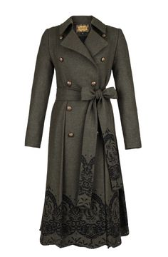 Pushkin Coat moss