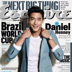 """That time Esquire Korea called him the """"next big thing,"""" and you were like, """"He is the ONLY THING."""" 