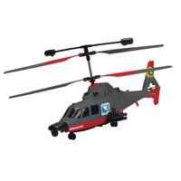 Helicóptero R/C H18 Bravo com 3 Canais Cinza/ Vermelho | | Compre Aqui | R$ 259,90