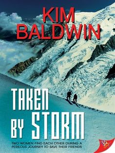 Cover of Taken by Storm