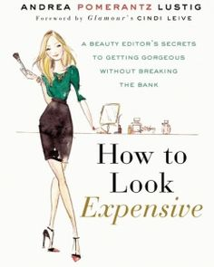 pinner said: the new beauty book to swear by --love the title :)