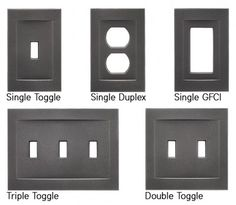 1000 Images About Outlets Switches On Pinterest
