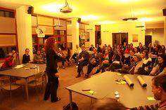 WNF Open 2: De brainstormgroep.