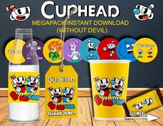 cuphead download free mega