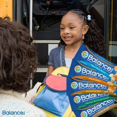 Not enough time for breakfast on school days? As your little superheros run out the door, hand them a Balance Bar and piece of fruit to fuel their day.