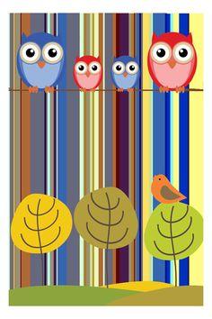 DIY-able i love owls