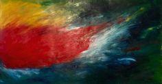 Oil on Canvas 2015. by Raphael Walenta, Vienna, Austria