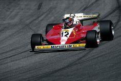 Gilles Villeneuve (Sweden 1978) by F1-history on DeviantArt
