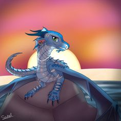 Ocean for Blaze Spencer by Sahel-SandWing on @DeviantArt
