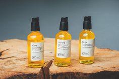 RÅ Organic Skincare on Behance