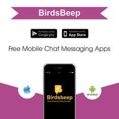 Download Free Mobile Chat Application - BirdsBeep