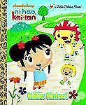 Ni Hao Kai-Lan: Roller Rintoo! Little Golden Book)