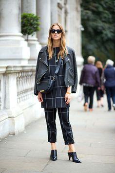 London Calling: Street Style Spring 2015