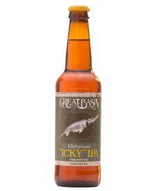 "Great Basin Brewing :: Ichthyosaur ""Icky"" IPA"