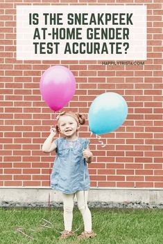 is the sneakpeek at-home gender test accurate?