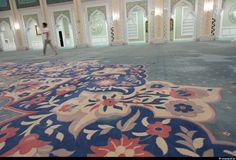 Mezquita's Carpet