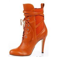 Ankle Boots by Oscar de la Renta