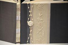 Custom Photo Album Scrapbook Glassine Paper Heavy by ArtbyChapin, $255.00