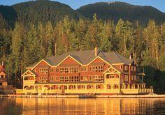 King Pacific Lodge, Vancouver B.C.