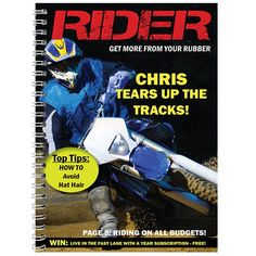 Personalised Rider Notebook  from Personalised Gifts Shop - ONLY £6.95