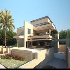 Villa 1300 square meter