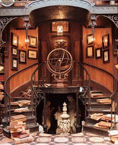 Steampunk Interior Decorating | architecture Interior Design steampunk victorian haunted mansion steam ...