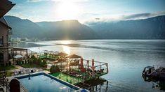 Top 10 pensiuni cu piscine uimitoare, despre care n-ai crede că sunt în România Bora Bora, Mauritius, River, Outdoor, Park, Cabin, Outdoors, Outdoor Games, The Great Outdoors