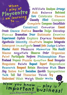 Learning at Playcentre