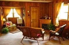 Cardinal Suite at Cedar House Inn and Yurts, Dahlonega, GA