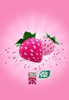 Tic Tac Advertisement