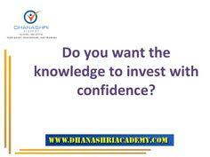 Stock Market Strategy by Dhanashri Academy